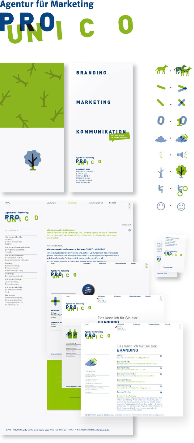 Corporate Design Landkreis Lörrach
